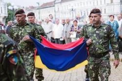 Ziua Drapelului, sărbătorită şi la Arad
