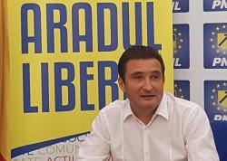 """Călin Bibarț (PNL): """"Proiectul Aradul Liberal deschis oricărui arădean!"""""""