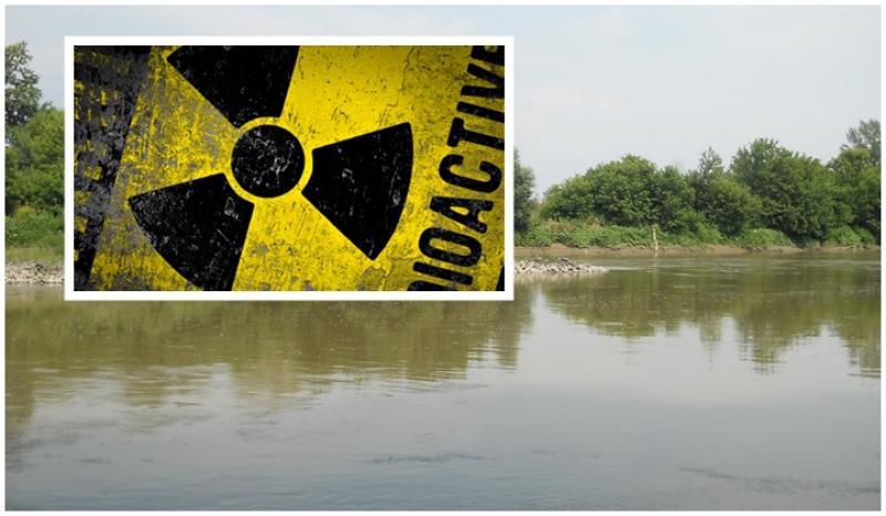 Doi bărbaţi au furat recipiente cu uraniu slab radioactiv  care apoi au ajuns râul Mureş