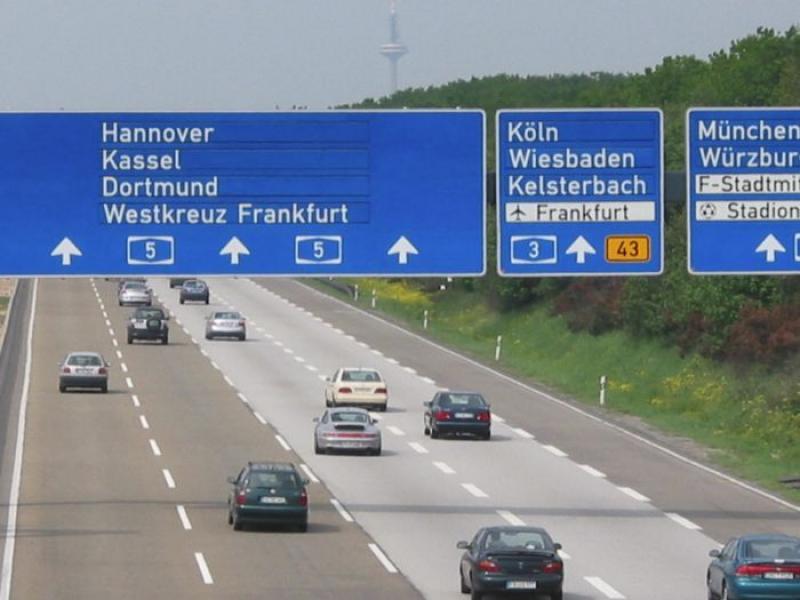 Germania introduce taxa pe autostrăzi pentru şoferii străini. Tarifele, mai mici decât în România!