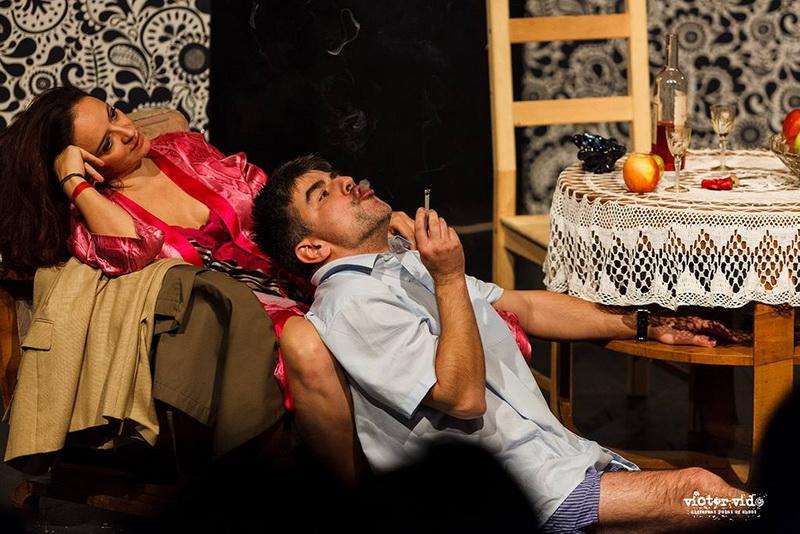 """""""Și veni bărbatul la femeie"""" la Teatrul de Vară"""
