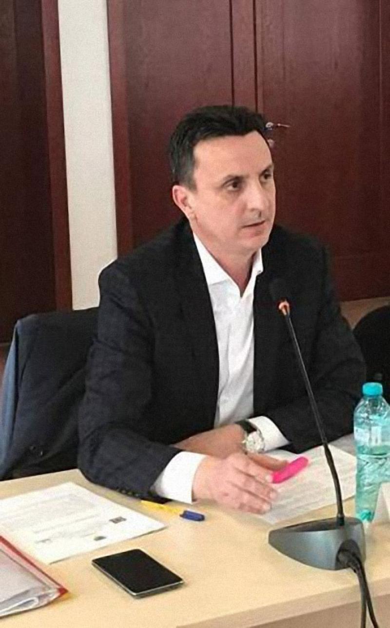 Florin Tripa : Bogdan Ban extinde parastasul sportiv al PNL Arad şi asupra oraşului Curtici