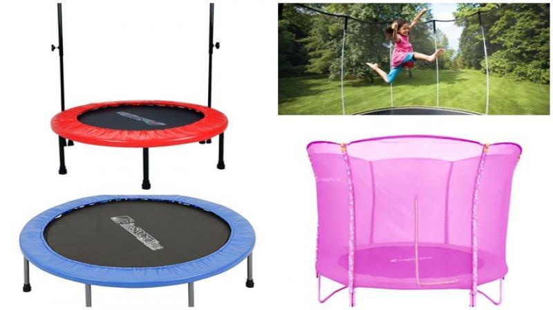 Beneficiile unei trambuline pentru copii