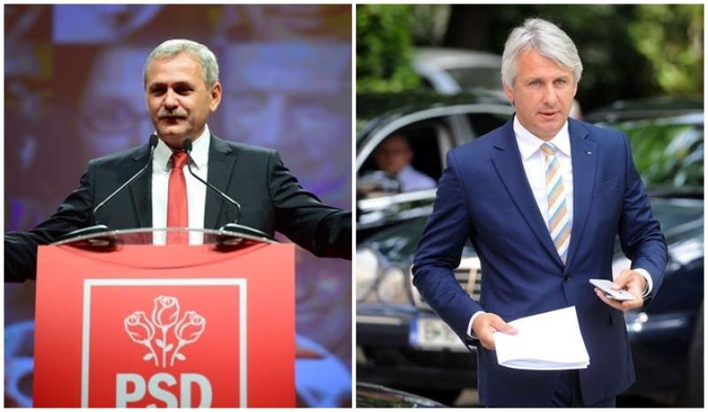 """Dacă nu zici ca Dragnea """"zbori"""". Eugen Teodorovici trimis acasă de la guvern"""