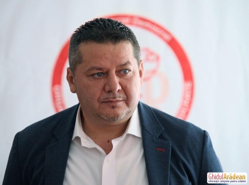 """Marius Sulincean (PSD): """"Cionca demonstrează zi de zi că este cel mai slab președinte de la înființarea CJA"""""""