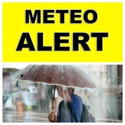 Meteorologii NE AVERTIZEAZĂ !