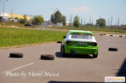 """Campionatul Naţional de Autoslalom 2017 pe """"Vik Power"""" Arad, Sâmbătă şi Duminică, 15-16 iulie"""