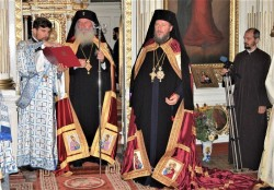 Înscăunarea Preasfinţitului Părinte Emilian Crişanul în demnitatea de Episcop-Vicar al Arhiepiscopiei Aradului