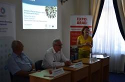 Societățile arădene - interesate de parteneriatele internaționale, inovare și accesarea finanțărilor europene