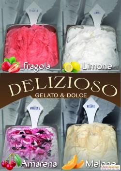 ( P) Înghețata DELIZIOSO cea mai naturală și delicioasă înghețată din vestul țării ! AFLĂ care a fost secretul celor mai delicioase rețete !