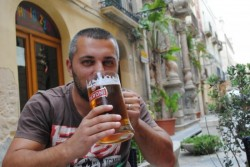 Berea nu e vinovata pentru grasimea abdominala