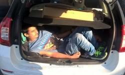 Asaltul migranților continuă la granița româno – ungară din judeţul Arad. Şaptesprezeze cetăţeni din Irak şi Pakistan depistaţi în doar 24 de ore