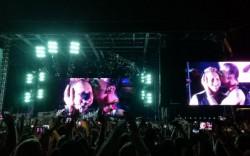 Arădenii prezenți la concertul Depeche Mode impresionați de atmosfera creată de cei peste 40.000 de fani !