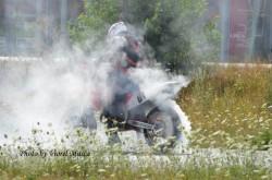 Un circuit MOTO special la VIK Power Arad, într-o zi toridă de sâmbătă, pe 22 iulie 2017