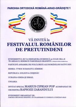 Festivalul Românilor de Pretutindeni