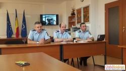 Gârbău Cristian, comandantul ISU Arad a comunicat public într-o conferință de presă, ținută joi, care este situația operativă pe semestrul I din 2017 !