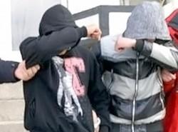 Doi minori, autori ai unui furt, prinşi de poliţiştii arădeni