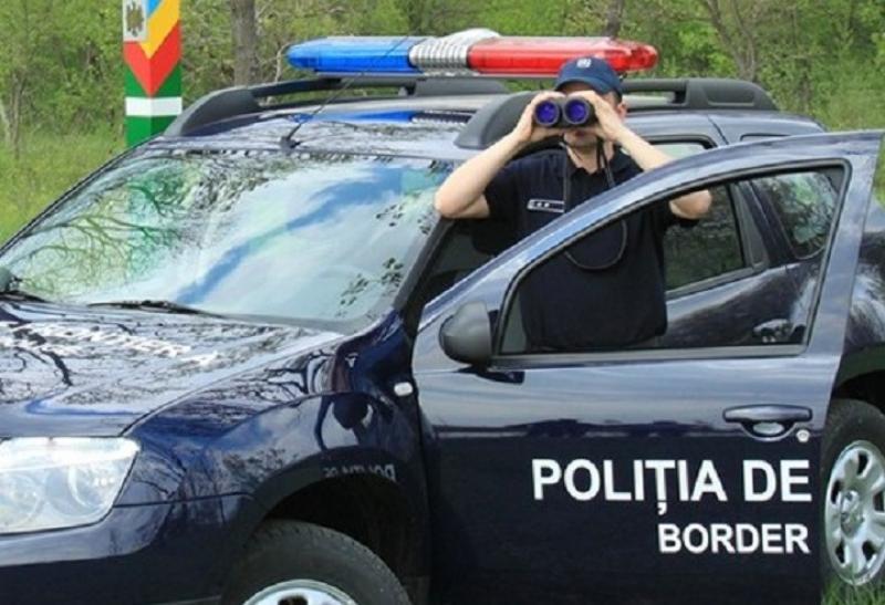 Cinci cetățeni din Irak şi Afganistan, opriți la frontieră din drumul ilegal spre Spaţiul Schengen