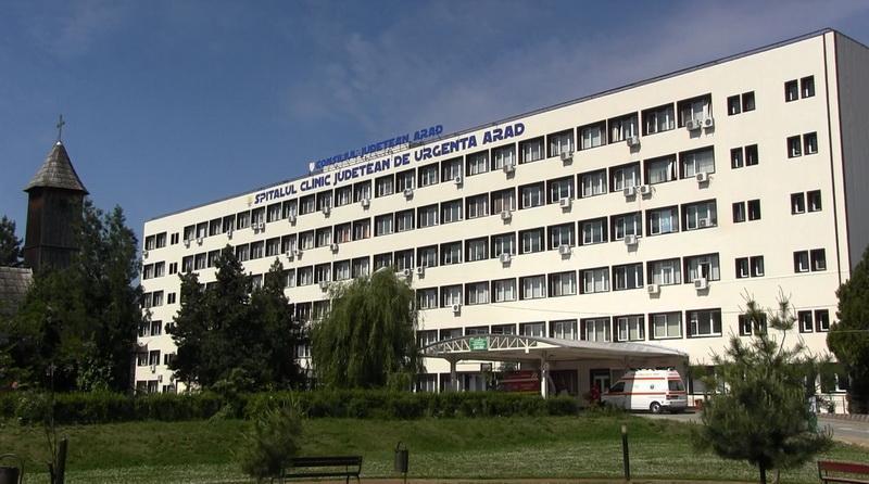 Donație de mobilier pentru Spitalul Clinic Județean de Urgență Arad
