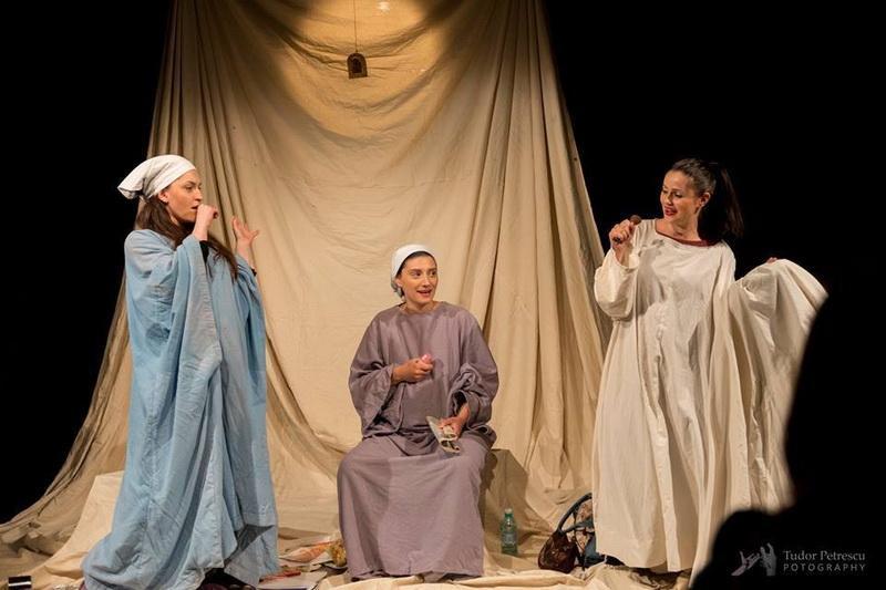 """""""Dumnezeu iubește"""" la Teatrul de Vară"""