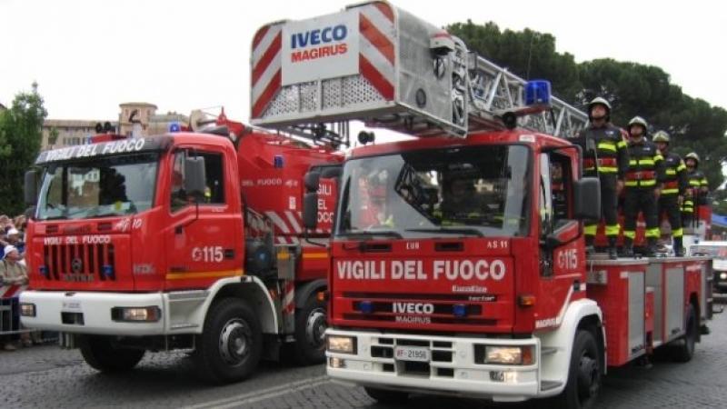 15 pompieri arestați pentru că provocau incendii