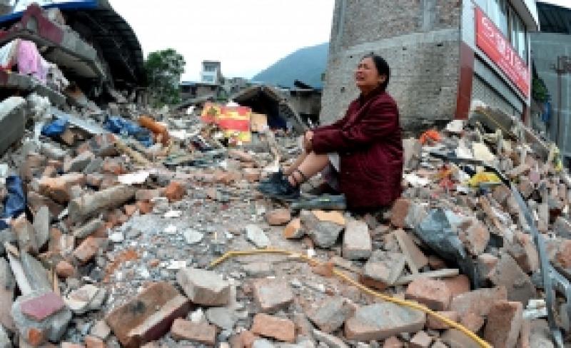 CUTREMUR de 7 grade în China ! Cel puțin 100 de persoane și-au pierdut viața !