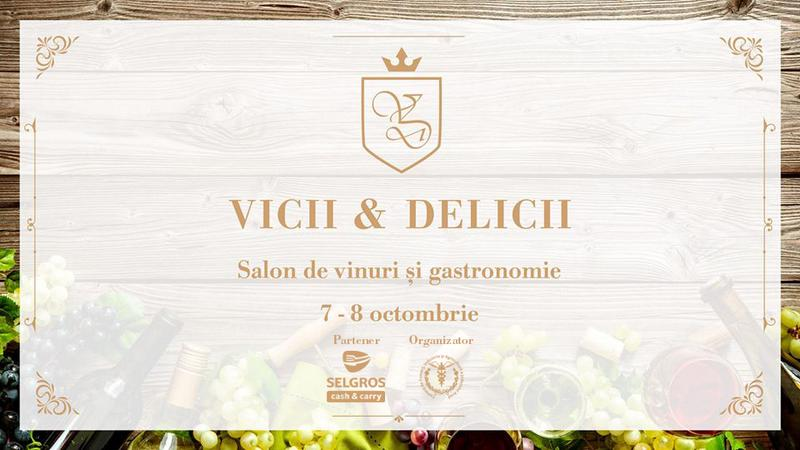 Vicii și Delicii, un nou târg de vinuri la Arad