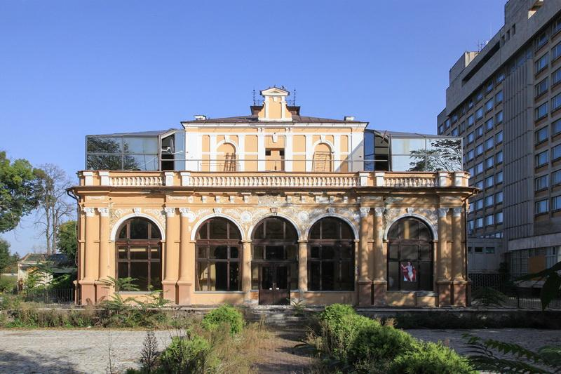 Primăria Arad interesată de vechiul Cazino