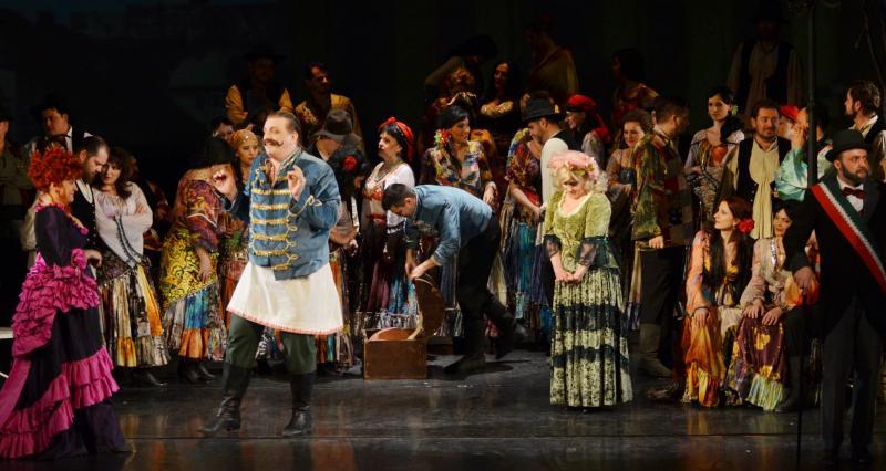Spectacol de operetă, Seara muzicii ușoare românești și Noaptea albă a Aradului în Parcul Reconcilierii
