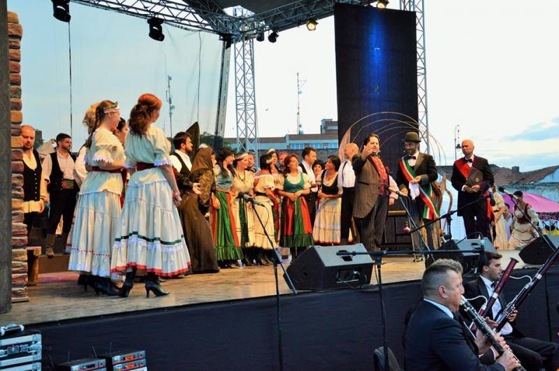 Concertul Operei Naţionale din Timişoara de Zilele Aradului