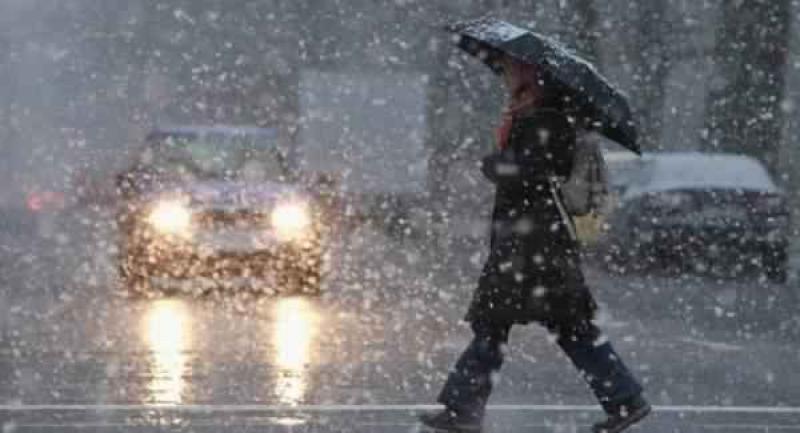 INCREDIBIL ! Într-o zonă din România a nins ! În luna august nu s-a mai întâmplat așa ceva !