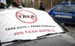 Guvernul va restitui banii pentru taxele auto plătite în ultimii 10 ani