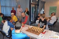 Cronica celei de-a doua zi a Festivalului Intenaţional de şah  de la Arad