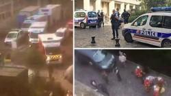 Panică pe străzile din Paris! Militari francezi loviţi în plin de un vehicul