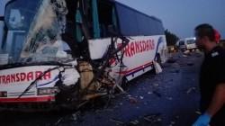 Accident grav pe DN 79 Între Curtici şi Sântana! 2 morţi şi mai mulţi răniţi! S-a activat planul roşu de intervenţie [FOTO/Video]
