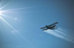 Primăria anunţă o nouă acţiune de dezinsecţie aeriană cu ajutorul aviaţiei utilitare, pe raza municipiului Arad