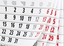 Record de zile libere pentru români în 2017