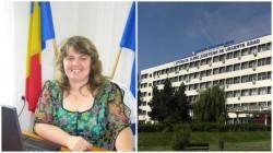 Carmen Lucuța este noul manager al Spitalului Județean Arad