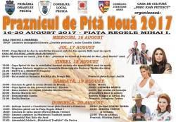 Praznicul de pită noua la Pecica 16-20 august
