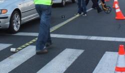 Șofer beat, fără permis a lovit grav, o fetiță de 4 ani, pe trecerea de pietoni !