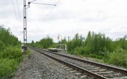 Accident feroviar în Arad. Un bărbat a fost lovit de tren pe strada Ineului din municipiu