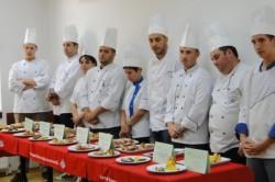 Cursuri de bucătar recunoscute internaţional, organizate de Camera de Comerţ Arad