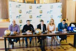 Noua denumire a echipei de baschet se schimbă din Univ. Goldiș ICIM Arad în FCC ICIM Arad