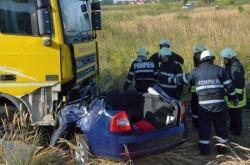 Și-a pierdut viața într-un groaznic accident de circulație !