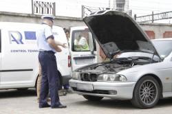 Acţiune comună a poliţiştilor arădeni împreună cu RAR pe raza municipiului Arad