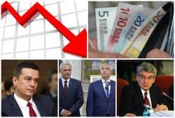 DOVADA dezastrului economic! Aproape 80% din bugetul naţional se duce pe pensiile statului, salariile bugetarilor şi achiziţii de bunuri pentru guvernare
