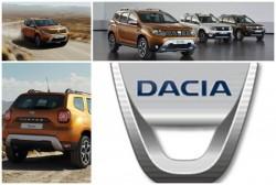 Primele imagini oficiale ale noului Dacia Duster!