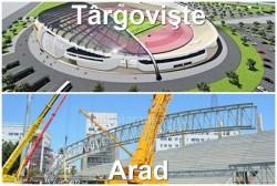 Încă o bătaie de joc la adresa Aradului! Stadion de 29,3 mil. EURO, în fieful PSD! UTA încă aşteaptă cei 2,5 mil. euro promişi  anul trecut!