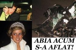 AFLĂ care au fost ultimele cuvinte rostite de prințesa Diana, înainte să moară ! S-a aflat după 20 de ani, de când Prințesa Diana a murit !