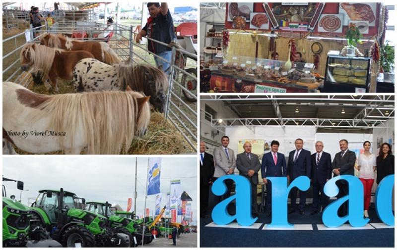 Târgul Agromalim şi-a deschis astăzi porţile la Expo Arad!